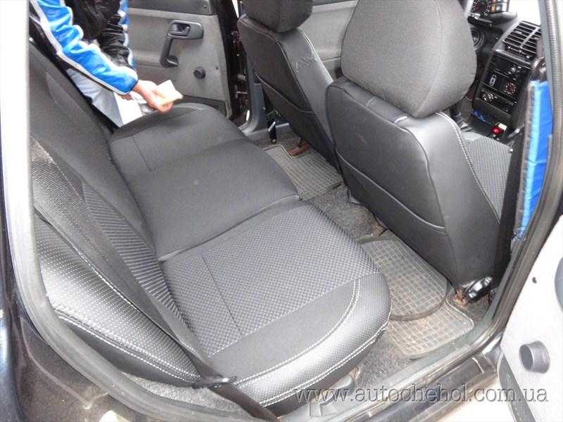 Купить Авточехлы на ВАЗ 2111, чехлы на сиденья ВАЗ 2112 HC93