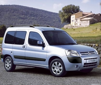 Citroen Berlingo 2007