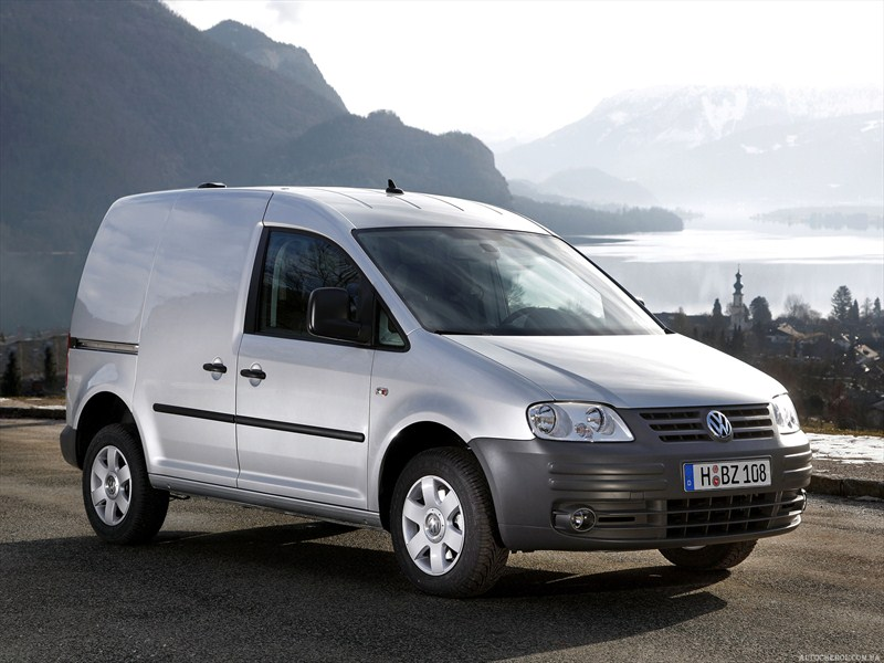 Volkswagen Caddy 2004-2013