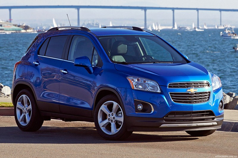 Chevrolet Tracker II 2012