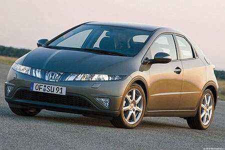 Honda Civic 2006-2012 хетчбек