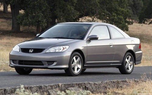 Honda Civic LS 2005