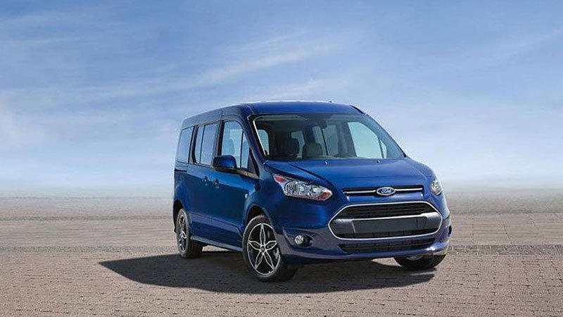 Ford Connect 2017