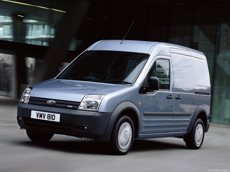 Ford Transit Connect 2002 - 2012