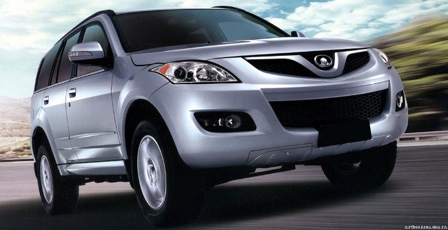 Great Wall Haval M3 2010