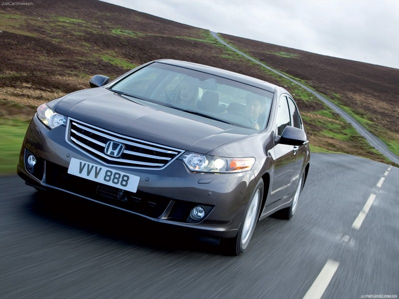 Honda Accord 2009-2012