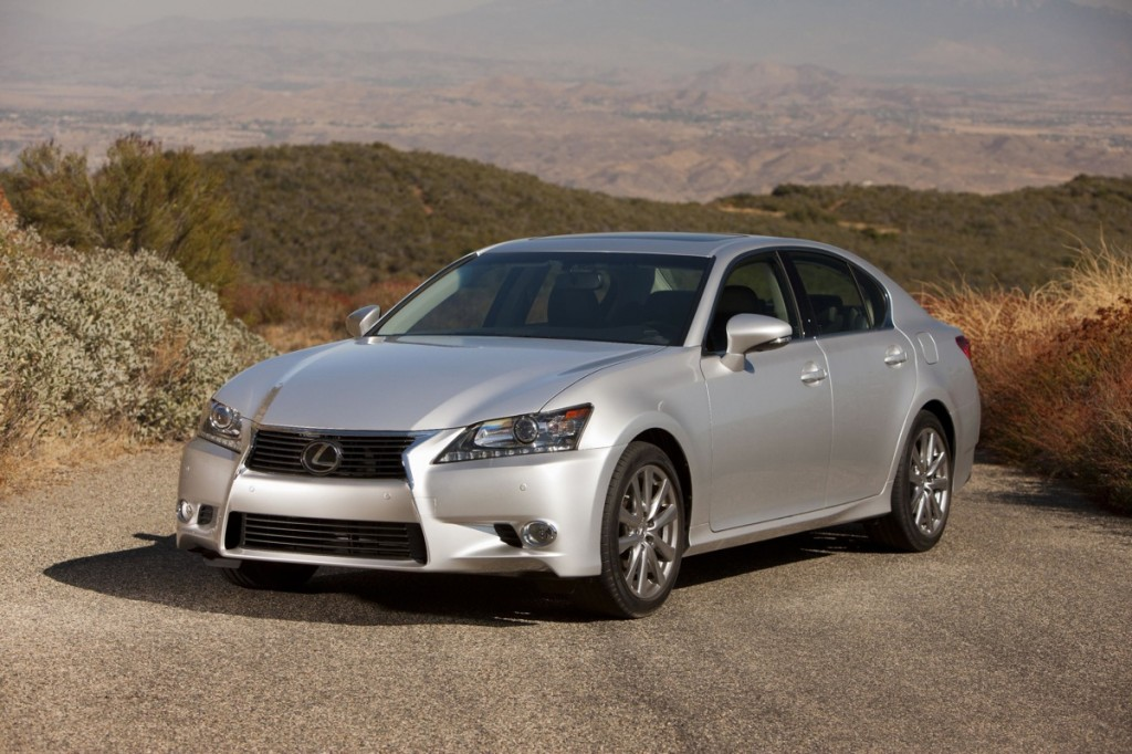 Lexus IS 2013