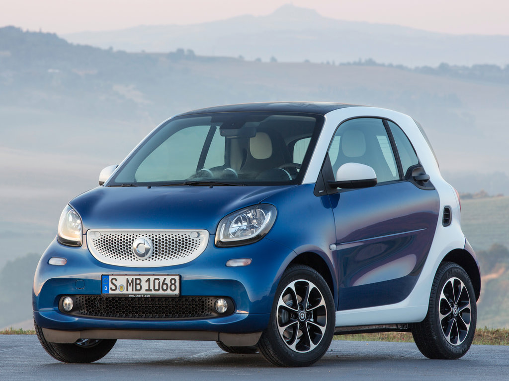 Mercedes Smart Fortwo 2014