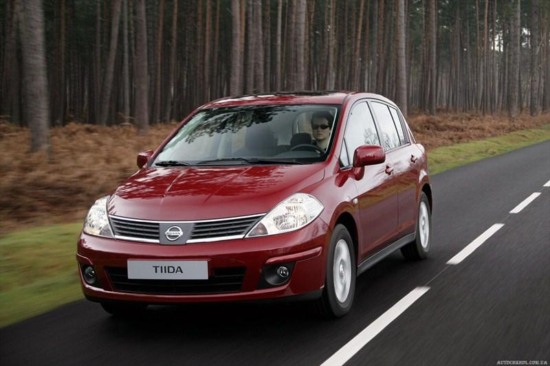 Nissan - Чехлы