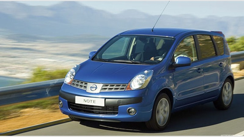 Nissan Note 2006 - 2014