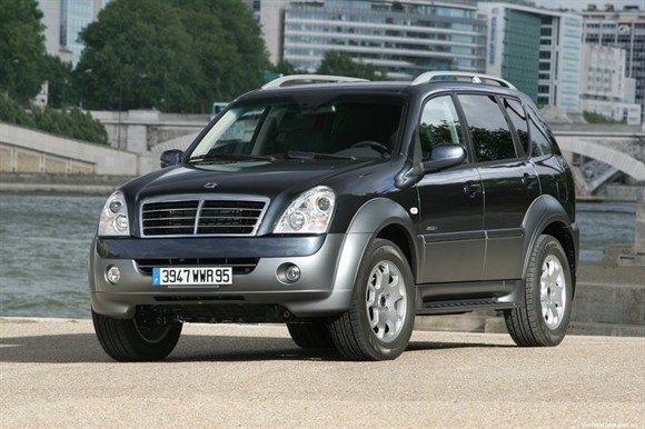 Ssang Young Rexton 2007