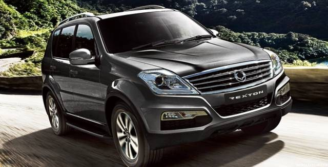 Ssang Young Rexton 2013